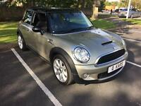 2007 (57) MINI COOPER S 1.6 TURBO/ 94k/ FSH.