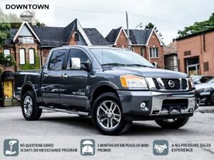 2014 Nissan Titan Crew Cab SL 4X4 SWB Loaded with No Accident Re