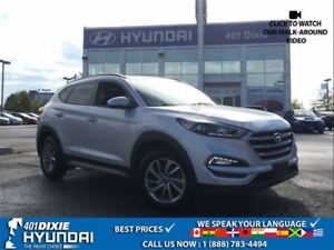 2017 Hyundai Tucson AWD|SE|LEATHER|HEATED SEATS|PANO SUNROOF|