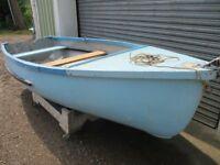 11ft4 grp fishing boat