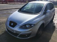2014 SEAT ALTEA 1.6 TDI I TECH