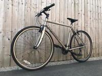 Ridgeback Element Hardtail Hybrid/Mountain Bike, HIGH SPEC, UPGRADED, AVILIO