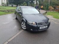 !*!*! AUDI A3 TDI LONG TAX AND MOT !*!*!