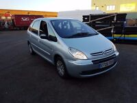 FOR SALE PICASSO 2005 1.6 PETROL ONLY £499