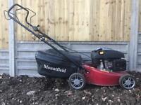 Mountfield self propelled lawn mower