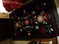 IKEA kitsch rug