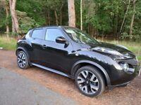 Nissan, JUKE, Hatchback, 2014, Manual, 1461 (cc), 5 doors