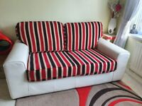 Two Seater Sofa (High Quality and Strong)