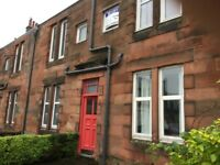 One bed upper flat in Smithfield Loan Alloa