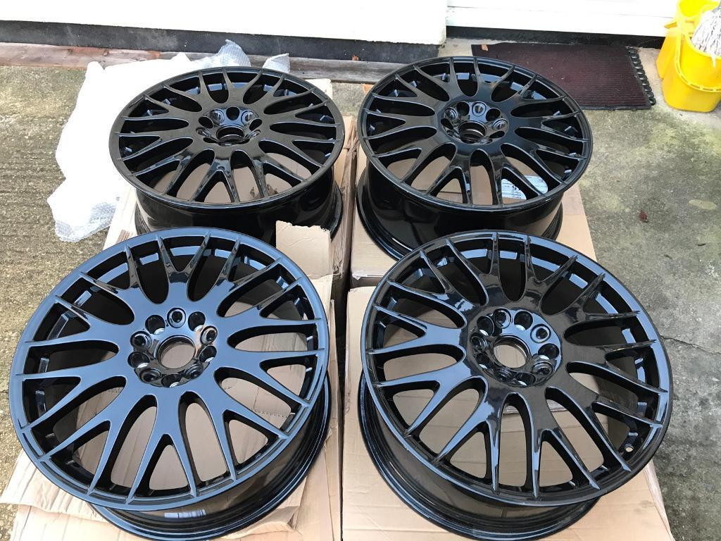 """21"""" genuine Bbs alloys in mint condition BMW"""