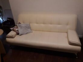 Sofa Bed Light beige