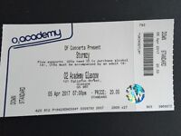 Stormzy floor ticket