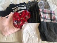 Ladies clothes size 12-16