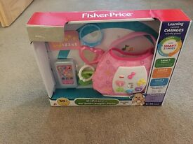 Fisher price smart stages purse new in box Rrp £20 grab a bargain