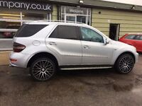 MERCEDES ML 350 CDI BRABUS - FINANCE AVAILABLE