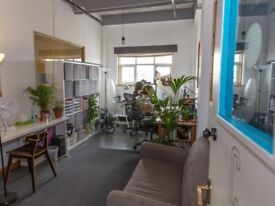 !CALL NOW! AVAILABLE NOW Private Office to Rent in Creative Warehouse Space | UNIT TO LET | 195sqft