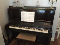 Beautiful John Brinsmead Piano
