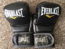 Everlast MMA Boxing Gloves Size L/XL