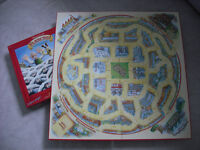 Wallace and Gromit board game, fleeced, non smoking home £10.00, all pieces intact