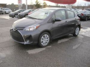 2015 Toyota Yaris Hatchback / Automatic /  *NEW Arrival*