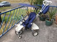 Smart trike recliner, very good condition