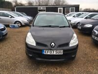 RENAULT CLIO 1.2 16v EXTREME HATCHBACK 3DR 2007*IDEAL FIRST CAR*CHEAP INSURANCE*EXCELLENT CONDITION