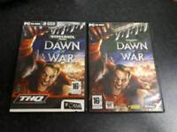 WARHAMMER PC GAME LIKE NEW X2 SETS