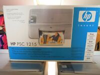 Hewlett Packard HP psc 1215 All -in - One Printer/Scanner