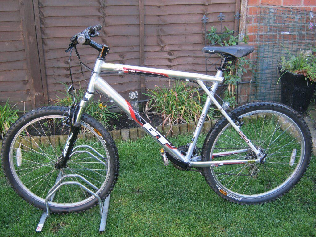 Quality Mens Gt Aggressor 3 Lightweight Mountain Bike In Coventry