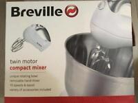 Breville twin motor compact mixer
