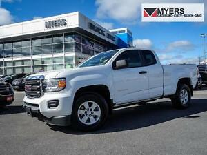 2015 GMC Canyon RARE CANYON WITH 3.6L V6/TRAILERING PACKAGE