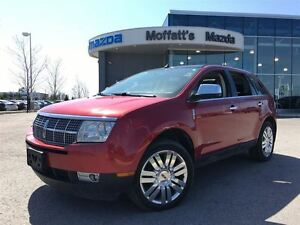 2009 Lincoln MKX AWD PANO. ROOF, HEATED/COOLED SEATS, BACKUP CAM