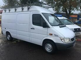 verry good mwb mercedes sprinter only £2995 no vat !!!!