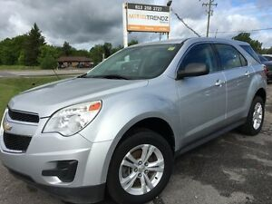 2011 Chevrolet Equinox LS Bluetooth, Pwr Seat, Pwr Windows, K...