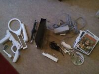 Nintendo Wii with extras!