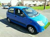 **reduced for quick sale**2006 Chevrolet matiz s with 42k full mot **charity sale see description**