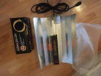 Omega 600 watt grow light kit