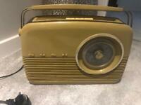 Bush vintage digital dab radio