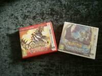 Pokemon Moon & Pokemon Omega Ruby for 3DS