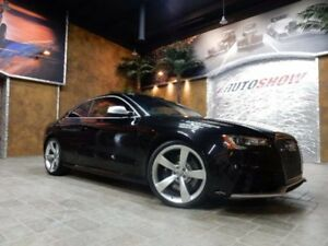 2014 Audi RS 5 B&O Stero, Nav, Roof - Perfect History!