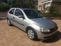 Vauxhall corsa 1.0/mot March 19
