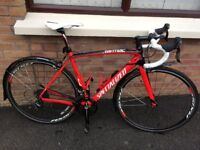 Specialized tarmac sport good condition