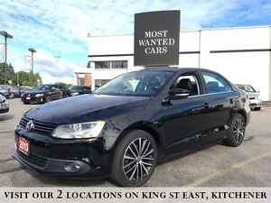2013 Volkswagen Jetta HIGHLINE | LEATHER | TOUCHSCREEN | ROOF