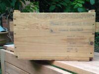 Army box (wood)
