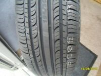 195/50 r15 as new tyre. never been used