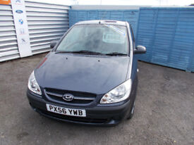 LOVELY LITTLE GETZ 1.1 DRIVES A1 WITH ANY TRIAL NEW MOT SERVICE +WARRANTY PX WELCOME !!