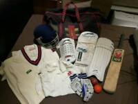 Cricket job lot