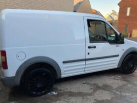 2009 FORD TRANSIT CONNECT £1100