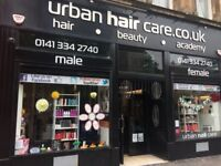 Beauty Room Available To Rent Full Time In Popular Glasgow West End Salon