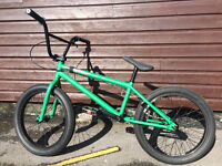 Premium BMX Solo Complete